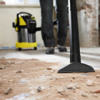 Construction Karcher vacuum cleaners: top ten models + recommendations for customers