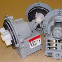 Pump for a washing machine: how to choose + how to replace