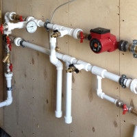 Pipes for heating boilers: which pipes are better for tying the boiler + installation tips