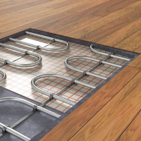 Insulation for warm water floors: rules for selection and installation