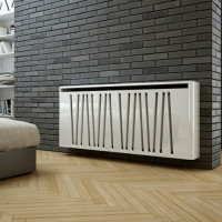 Écrans décoratifs sur la batterie de chauffage: un aperçu des différents types de grilles + conseils de sélection