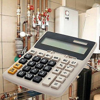 Gas consumption for heating a house 100 m²: calculation features for liquefied and natural gas + examples with formulas