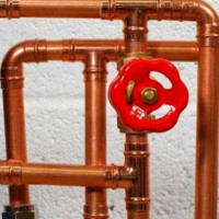 Conduites d'eau en cuivre: marquage de l'assortiment, portée, avantages