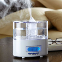 How does a humidifier work: device, principle of operation and types of devices