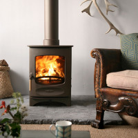 Wood-burning heating stoves for summer cottage: TOP-12 + tips for choosing equipment