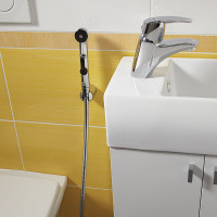 Hygienic shower with faucet: rating of popular models + installation recommendations