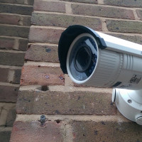 DIY video surveillance for a private house: design + installation rules