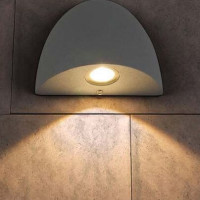 Entrance lamp with motion sensor: TOP-10 popular models and tips for choosing