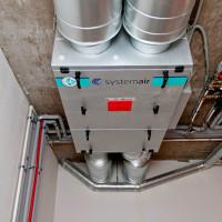Pieplūdes un izplūdes ventilācijas sistēmas: dažādu veidu iekārtu salīdzinošs pārskats