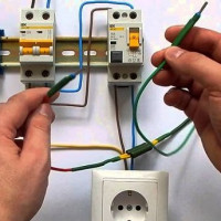 Noteikumi par RCD pievienošanu vienfāzes tīklam bez zemējuma: labākās shēmas + darbības procedūra