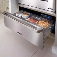 Why do we need a lower drawer in a gas stove: ways to use a tile pallet