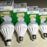 Egenskaper hos LED-lampor: färgtemperatur, effekt, ljus och andra