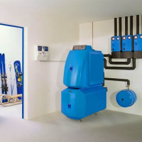 Liquid fuel heating boilers: device, types, overview of popular models