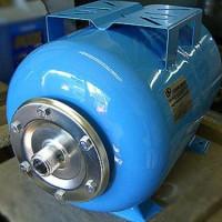 Hidraulinis akumuliatorius: hidraulinio bako vandens tiekimo sistemoje įtaisas ir veikimo principas