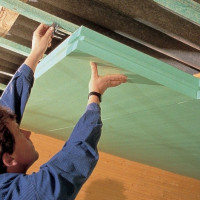 Extruded polystyrene foam as insulation: material pros and cons + application tips