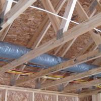 Ventilācija mājā no sip paneļiem: labākās iespējas un izkārtojumi