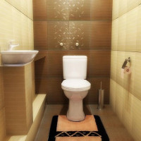 How to install a toilet with an oblique outlet: detailed technical instructions
