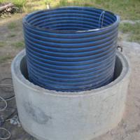 Įterpimas į betoninį septiką: kaip hidroizoliuoti plastikiniu įdėklu