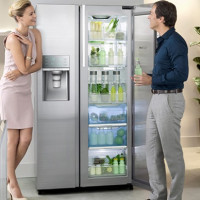 How much electricity does the refrigerator consume? We understand how to choose an economical technique