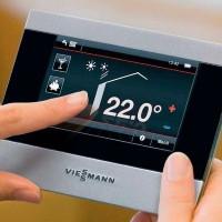Module GSM pour chaudières de chauffage: organisation du contrôle à distance du chauffage