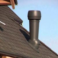 Comment faire un nœud du passage de la ventilation à travers le toit: disposition de la pénétration de la toiture
