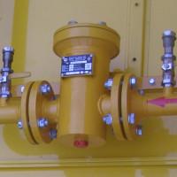 Filtres à gaz: types, appareil, but et caractéristiques du choix du filtre à gaz