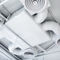 Plastic ducts for ventilation: varieties, recommendations for selection + ventilation duct arrangement rules