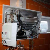 Chaudière gaz à condensation: spécificités d'action, avantages et inconvénients + différence par rapport aux modèles classiques