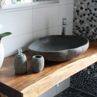 Stone sink: advantages and disadvantages of natural stone, comparison with alternative options, installation nuances