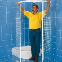 Reparation av en duschkabin: hur man reparerar populära skador på en duschkabin med egna händer