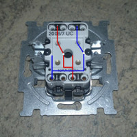 Rocker switch: marking, types, connection features