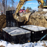 Installing a septic tank in winter: step-by-step instructions and analysis of possible errors