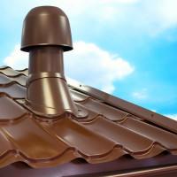 Jumta ventilācija no metāla: gaisa apmaiņas sistēmas iezīmes