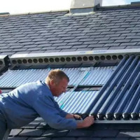 Vacuum solar collector: principle of operation + how to assemble yourself