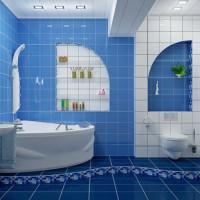 Vannas istabā veiciet hidroizolāciju pats: salīdzinošs materiālu pārskats + uzstādīšanas instrukcijas