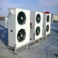 What is a condensing unit: device and principle of operation