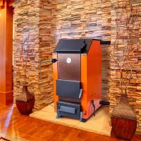 Installation d'une chaudière à combustible solide: nuances de bricolage d'installation d'une chaudière