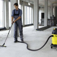 TOP-7 construction vacuum cleaners without a bag: the best models + expert advice