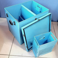 Grease trap for washing: operating principle, types of structures and features of their installation