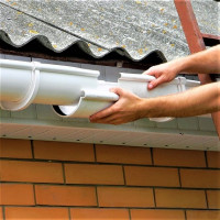 Installation of a gutter system: the main stages of self-installation of gutters