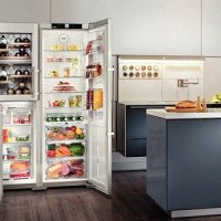 The best Side-by-Side refrigerators: how to choose the right one + rating of TOP-12 models