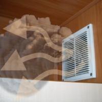 Atgaitas ventilācijas atdošana privātmājā: bieži sastopamie cēloņi un to novēršana