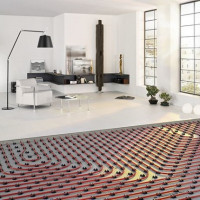 Pipes for underfloor heating: a comparative overview of all options + design tips