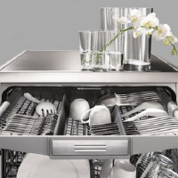 Built-in dishwashers Siemens 45 cm: rating of built-in dishwashers