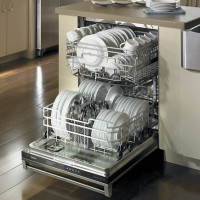 Overview of the Bosch SMS24AW01R dishwasher: a worthy representative of the middle price segment