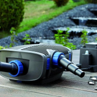 Pumps for fountains and waterfalls: how to choose and install yourself