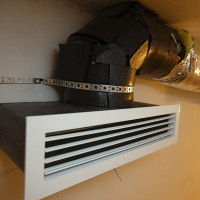 DIY air heating: all about air heating systems