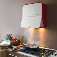 Hood installation height above gas and electric stoves: generally accepted standards