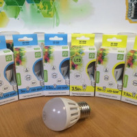 ASD LED bulbs: product line overview + selection tips and reviews