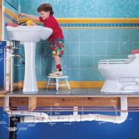 Do-it-yourself sewerage in an apartment: rules for internal wiring and installation